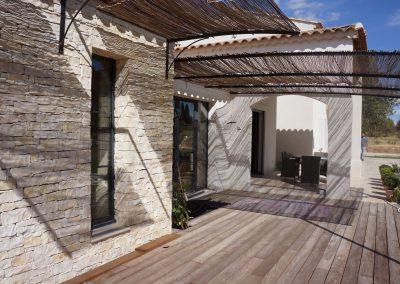 Rénovation Extension de villa en Provence MAISONS RENOV