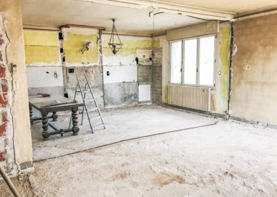 RENOVATION APPARTEMENT CAVAILLON